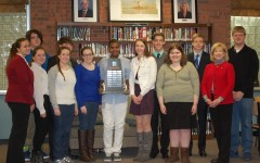 Speech and Debate honored by state representative