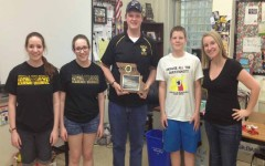 Quiz Bowl Wins Districts