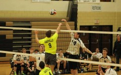 Boys Volleyball falls to defending state champ