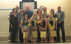 Swim waves goodbye to seniors