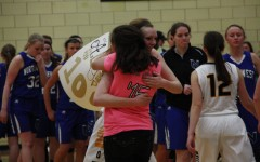 Girls basketball finishes season with milestone effort