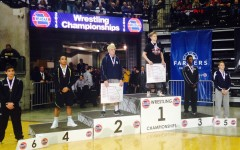 Neal places fourth at state wrestling championship