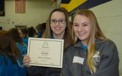 Journalism students win several awards