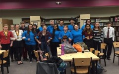 Speech and Debate novices find success at tournament