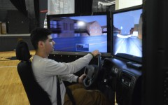 Students crash into the truth about distracted driving
