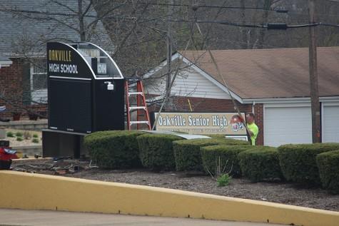 Same school, new sign