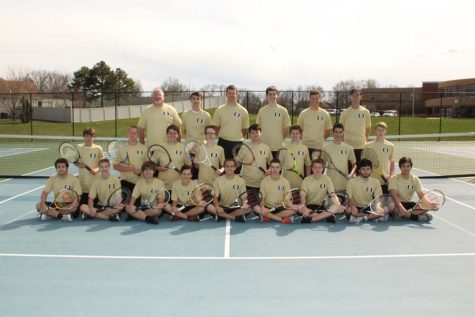 Tennis loses against Parkway South