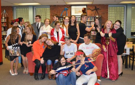 Spanish IV captures culture in wax museum