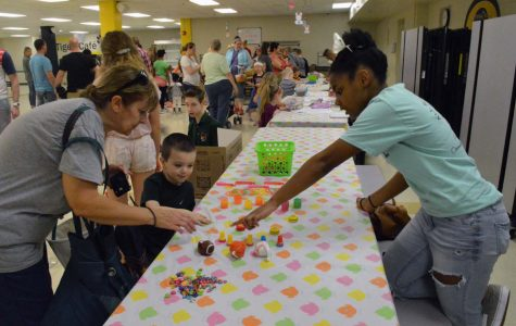 Ready, set, hunt! Stuco hosts annual egg hunt