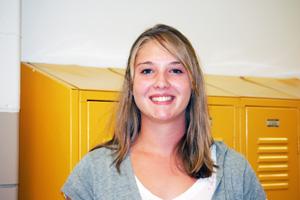 Kaitlyn Steiger - Reporter