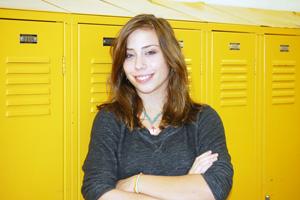 Michelle Ocello - Editor in Chief