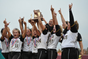 Softball captures elusive state title