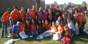 Student Council attends Gateway District Conference