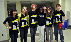 OHS reaches out to Congo