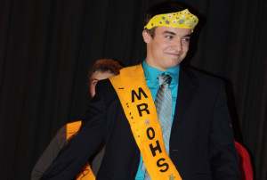 Mr. OHS crowns Hensel above the rest