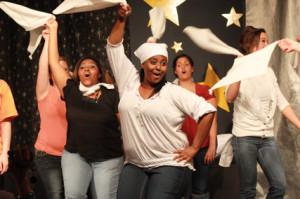 OHS show choir performs in showcase