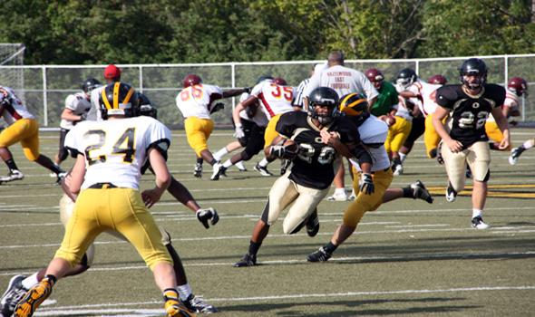 OHS hosts first annual football jamboree
