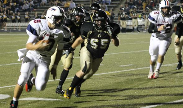 OHS drops homecoming game to parkway south