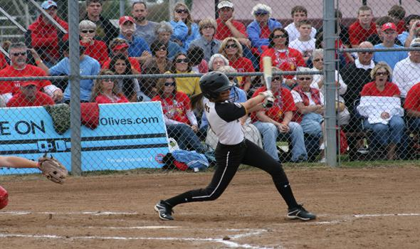 OHS softball works hard to improve