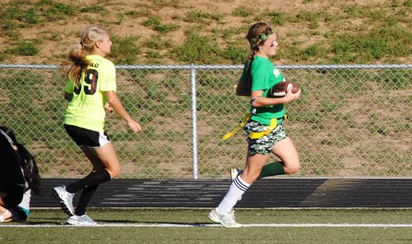 OHS seniors are confident leading into Powder Puff