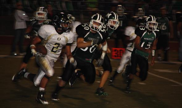 Cat Fight: OHS battles Mehlville in annual game