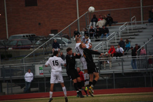 Boys Soccer heads to Kansas City for State semifinals
