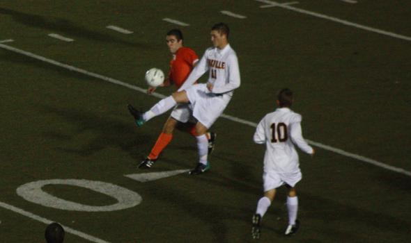 OHS Varisty Soccer pulls through for a win against Rockwood Summit