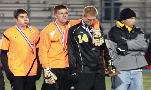 OHS soccer losses to De Smet, takes home second place