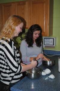 FCCLA members get cooking