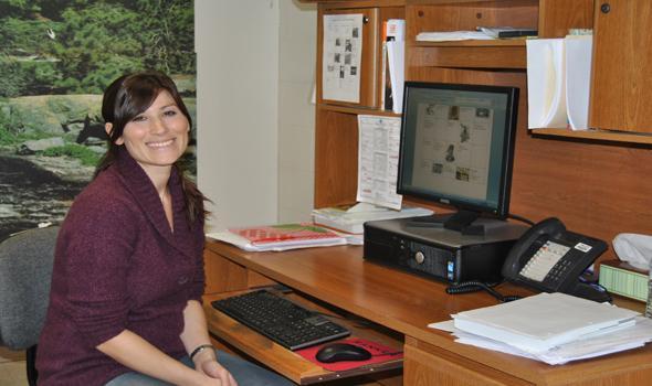 AP World teacher Mrs. Amy Merriott selected to grade AP exams