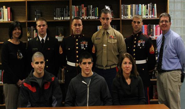 Oakville senior awarded ROTC scholarship for $180,000