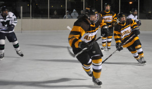 OHS battles Marquette in Winter Classic