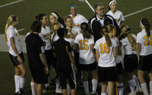 Robben acquires his 1,000 victory as girls varsity soccer defeats Northwest
