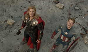 """""""The Avengers"""" takes over theaters"""