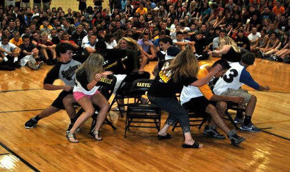 Kellerman welcomes students back to