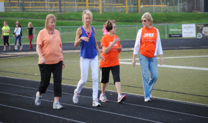 OHS Walks to Find Cure for Diabetes