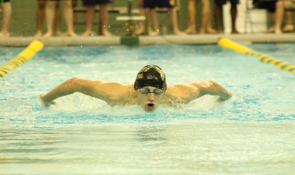 Boys swim team makes it back for finals