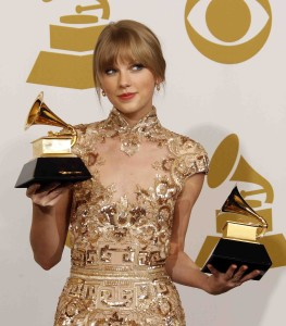 Taylor Swift changes it up with Red