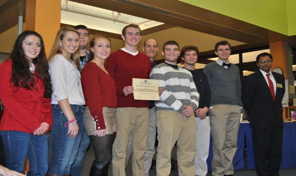 OHS awarded abundantly at board meeting