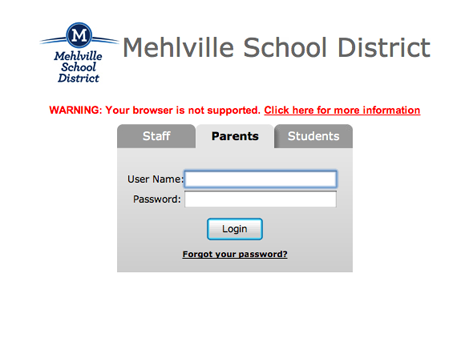Online gradebook shut-down frustrates parents and students