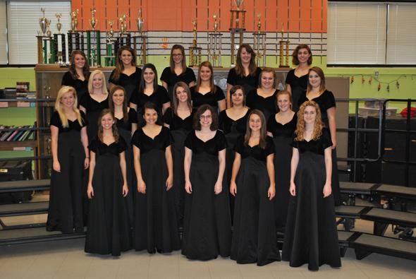 """Women's Choral Choir Concert to sing with """"Mizzou singers"""""""