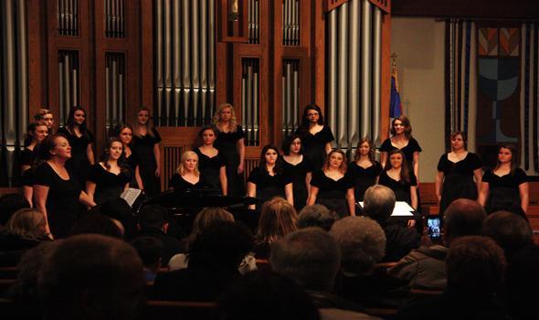 Band and Choir travel to Tan-Tar-A