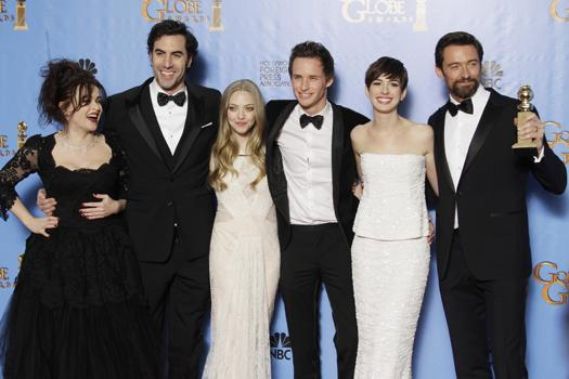 70th Annual Globes start off awards season
