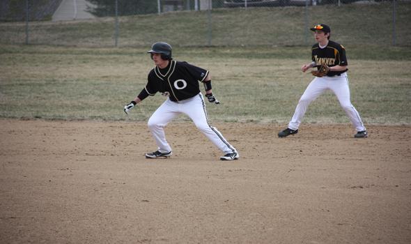 Baseball suffers opening loss