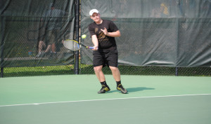 Tennis looking to rebound after rough start
