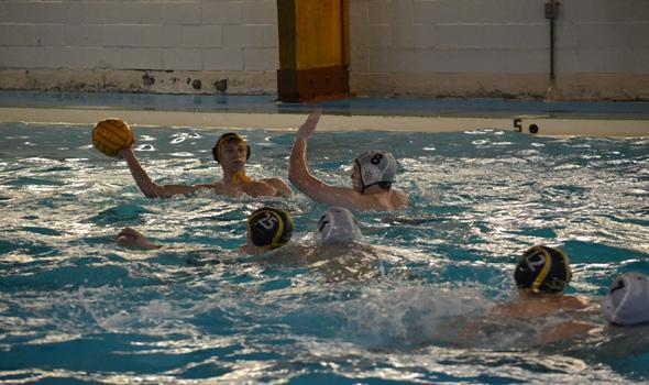 Water polo optimistic despite record