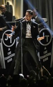 Timberlake makes his long-awaited musical comeback
