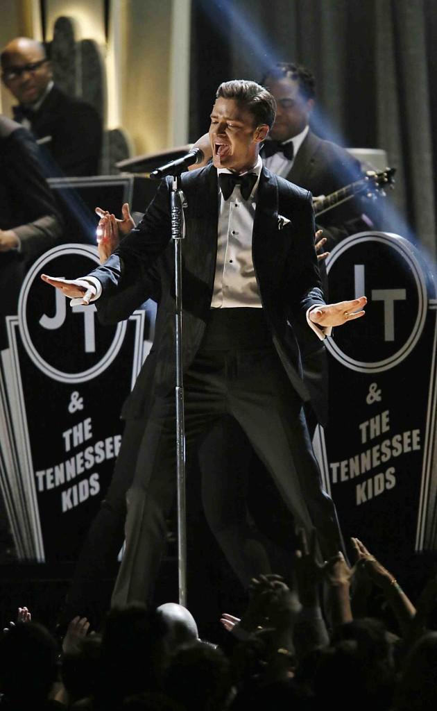 Timberlake+makes+his+long-awaited+musical+comeback