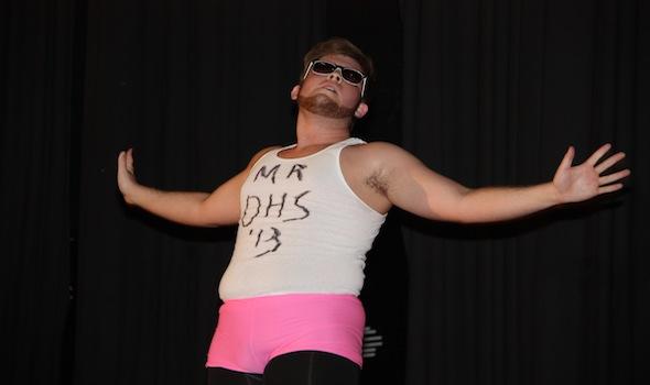 Bellinger is crowned Mr.OHS
