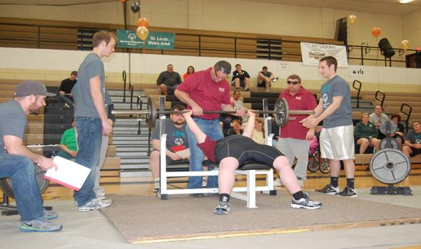 SOMO Powerlifting gets promoted